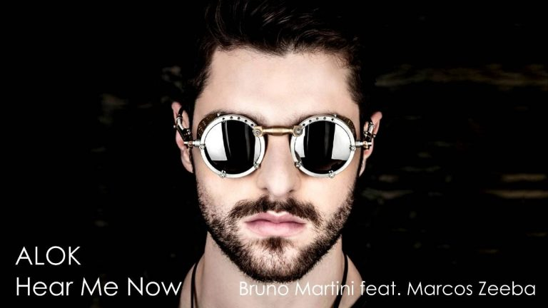 ALOK – Hear Me Now (With Bruno Martini Feat Zeeba)