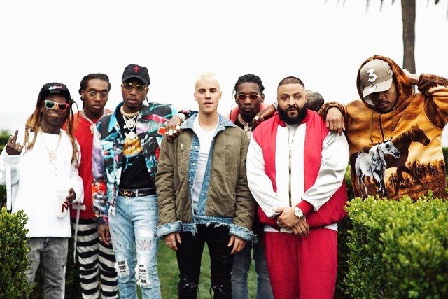 DJ KHALED- I'm The One (Feat Justin Bieber, Quavo, Chance The Rapper, Lil Wayne)