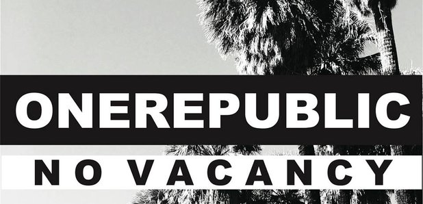 ONE REPUBLIC – No Vacancy