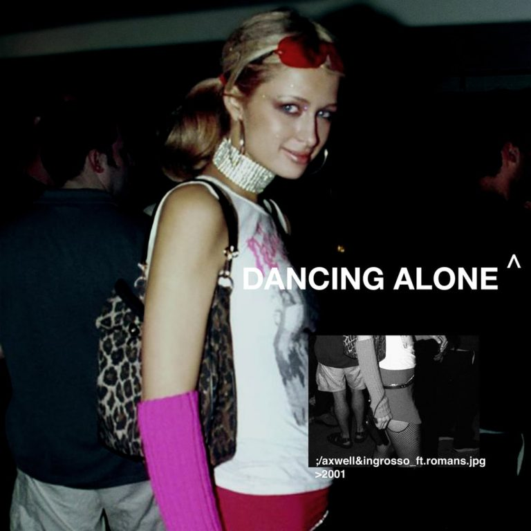 AXWELL AND INGROSSO – Dancing Alone (Feat Romans)