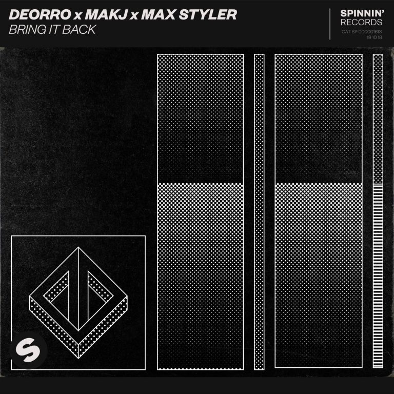 DEORRO – Bring It Back (Feat Makj And Max Styler)