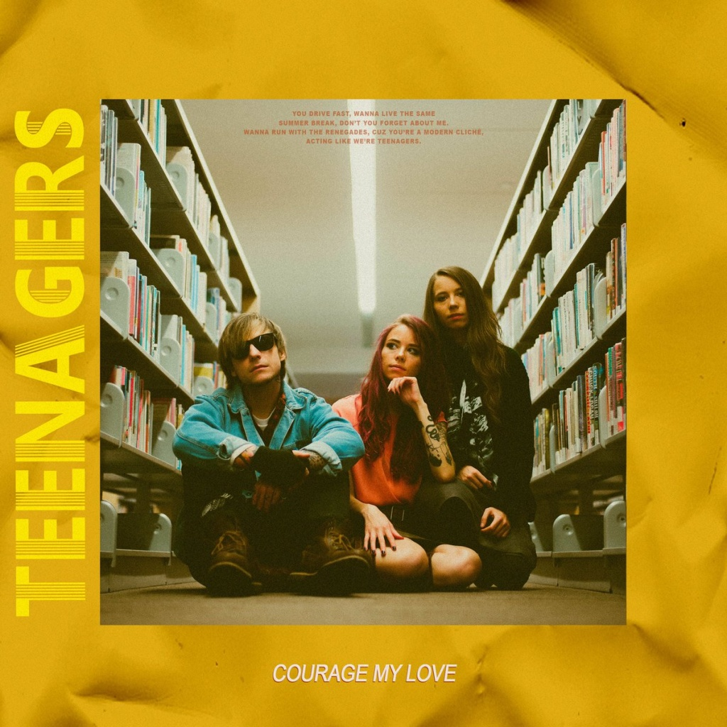 COURAGE MY LOVE - Teenagers