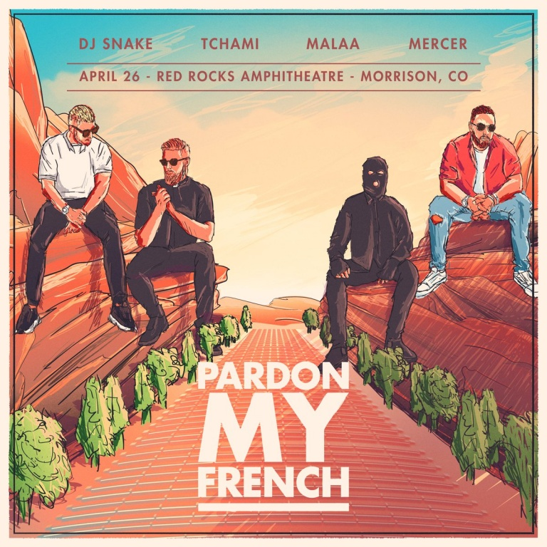 DJ SNAKE – Made In France (Feat Tchami, Malaa & Mercer)