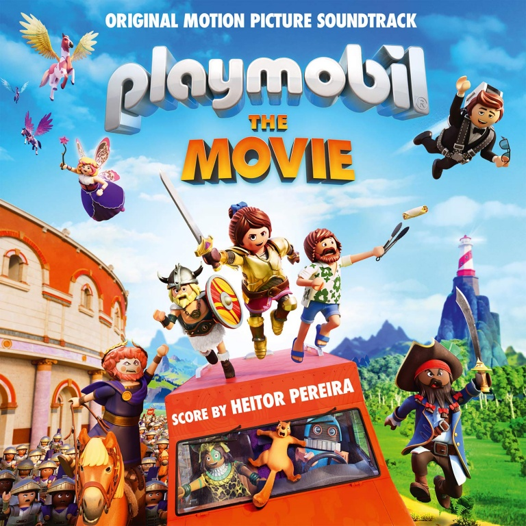 MEGHAN TRAINOR – Run Like The River (From Playmobil The Movie Soundtrack)