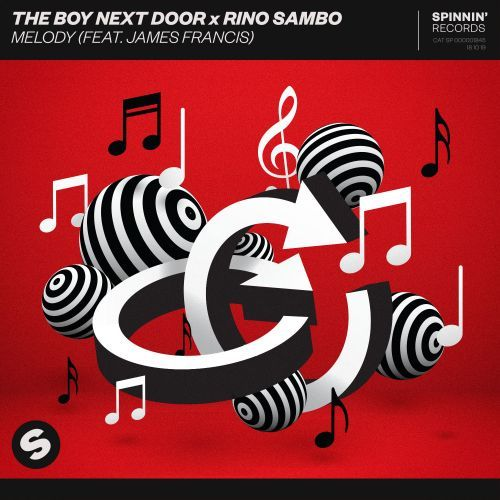 THE BOY NEXT DOOR - Melody (Feat James Francis, Rino Sambo)