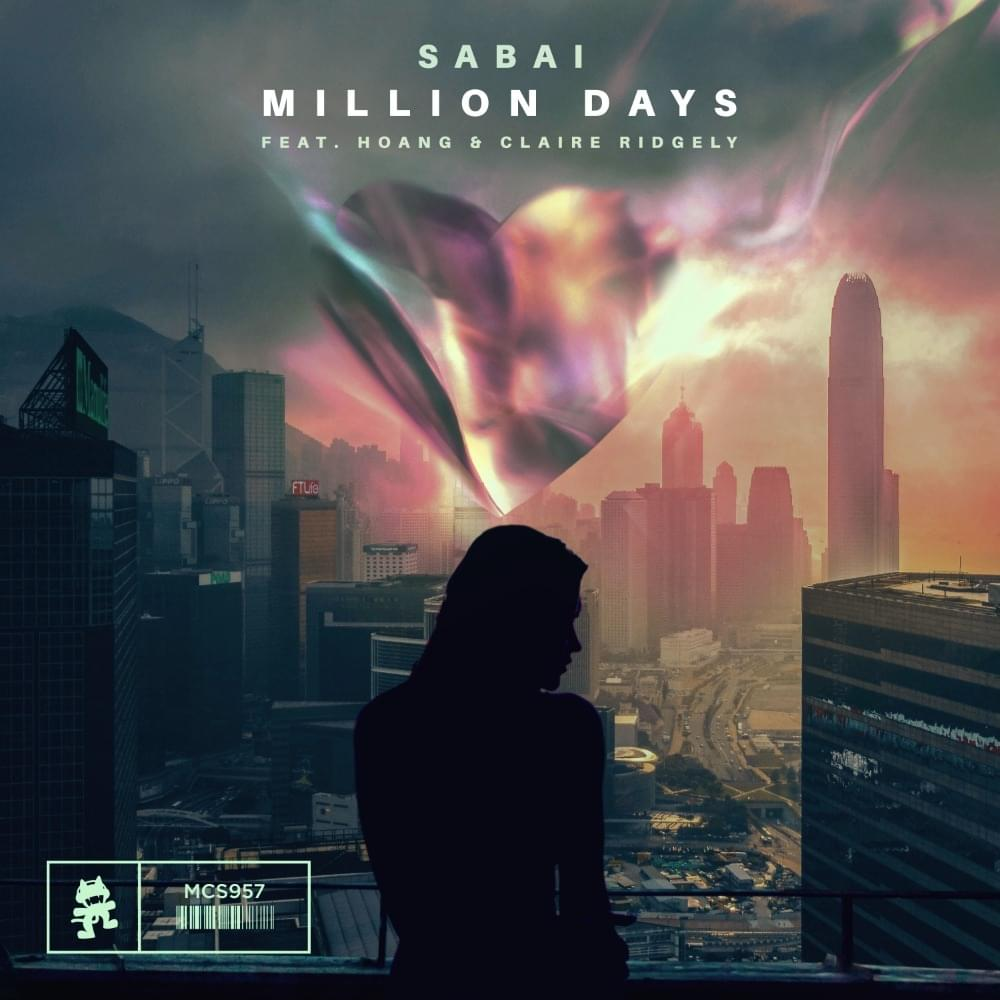 SABAI - Million Days ((Feat Hoang & Claire Ridgely)