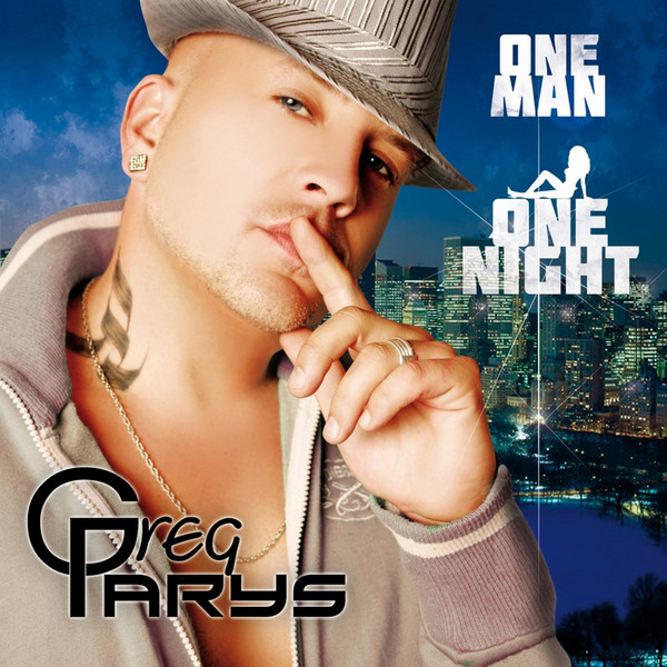 GREG PARYS - One Man One Night