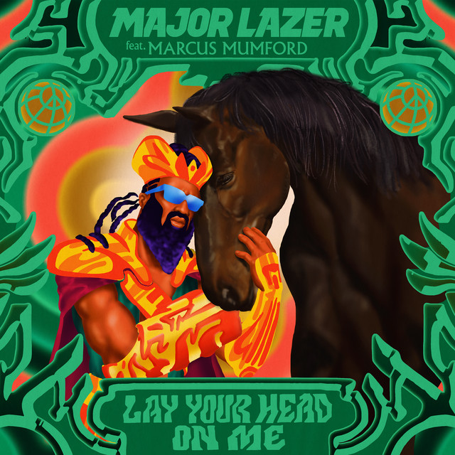 MAJOR LAZER - Lay Your Head On Me (Feat Marcus Mumford)