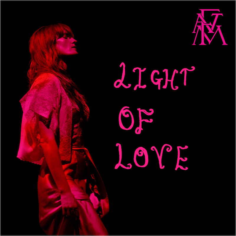 FLORENCE AND THE MACHINE - Light Of Love