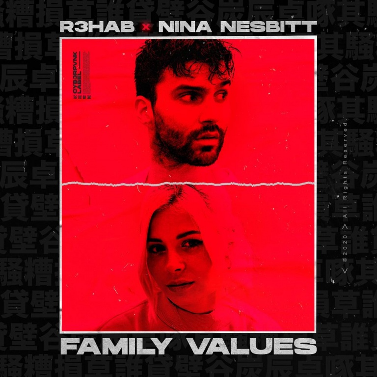 R3HAB – Family Values (Feat Nina Nesbitt)