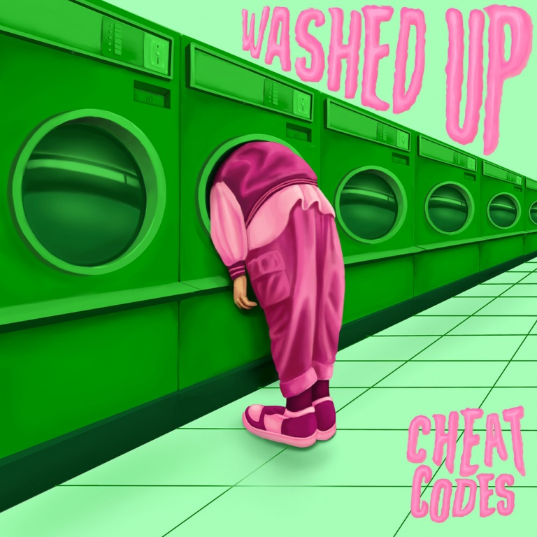 CHEAT CODES – Washed Up