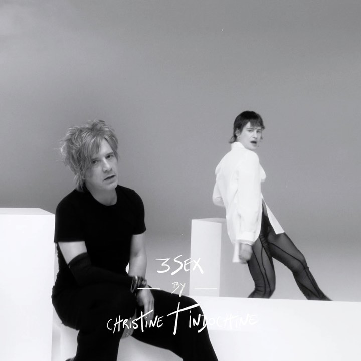 INDOCHINE – 3sex (Avec Christine And The Queens)