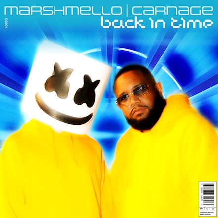 MARSHMELLO – Back In Time (Feat Carnage)